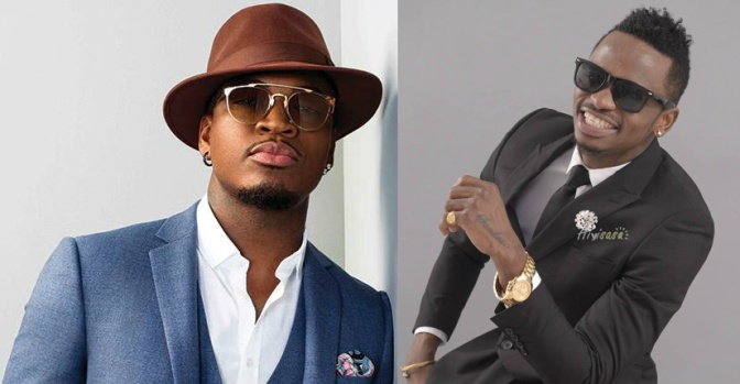 America's Neyo Collaborates With Tanzania's Diamond Platinumz On Marry You Video; It Is Stark Smashing