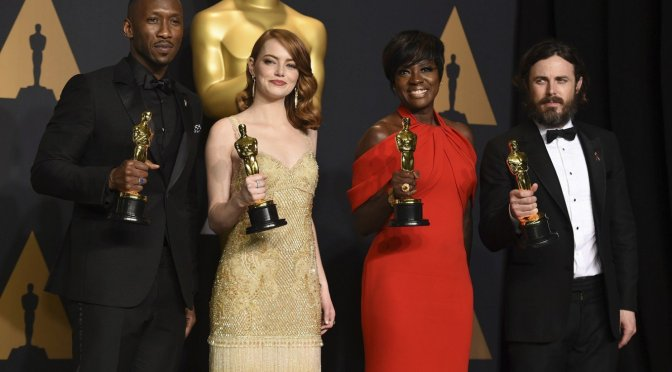 "Apart From The Modest ""Best Picture"" Gaffe, The 2017 Oscar Awards Night Was One To Savor"