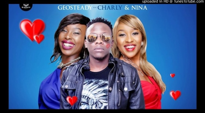 "Geosteady Teams Up With Rwanda's Charly & Nina On ""Owooma"""