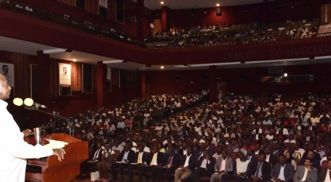 President Museveni Emphasizes Need For African Integration