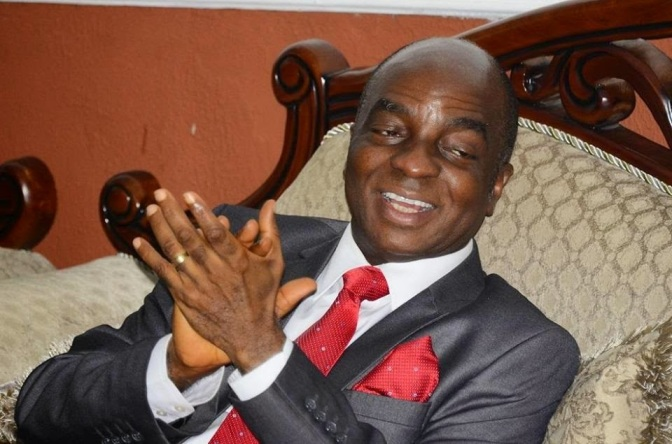 How Nigeria's David Oyedepo Turned Himself Into The Richest Clergyman In The World