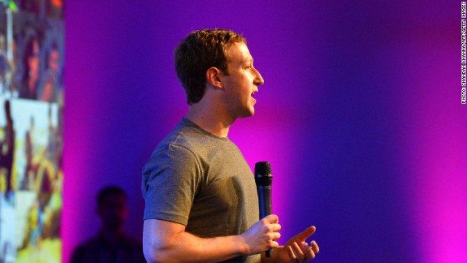 No risk, No Reward – Mark Zuckerberg