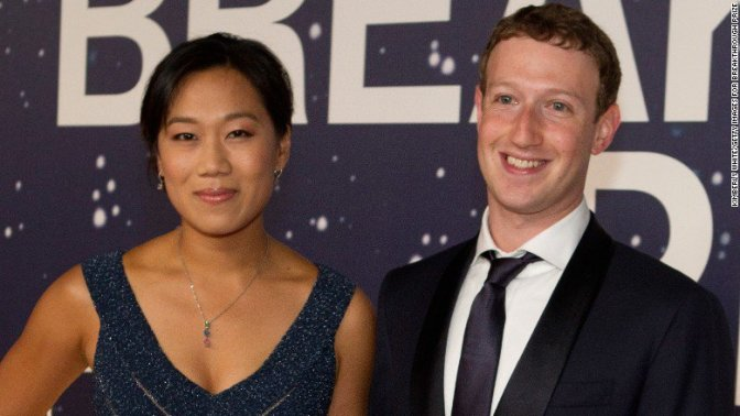 Mark Zuckerberg & Priscilla Chan Are Expecting A Second Baby Girl And Social Media Is Going #Nuts