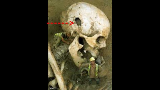 Discovery: Skull of Goliath Found Near Jerusalem