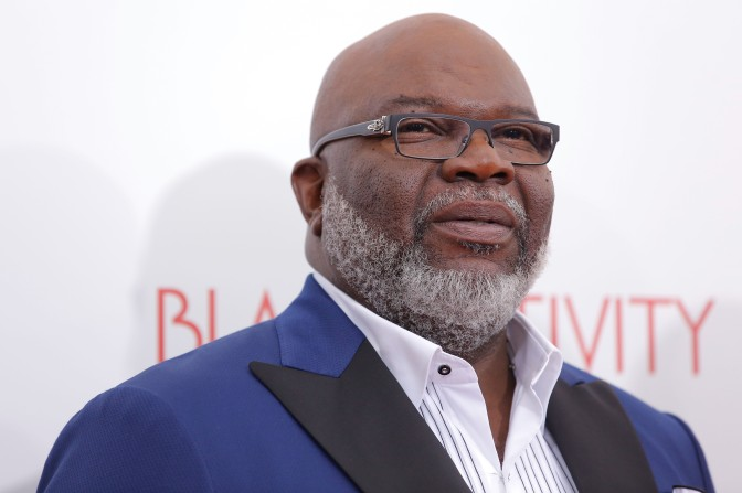 """Being single can be empowering"" – Bishop T D. Jakes"