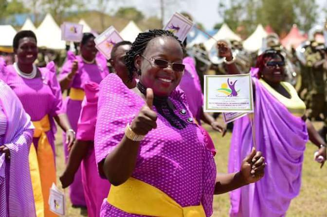 President Museveni Officiates At The International Womens Day In Dokolo District