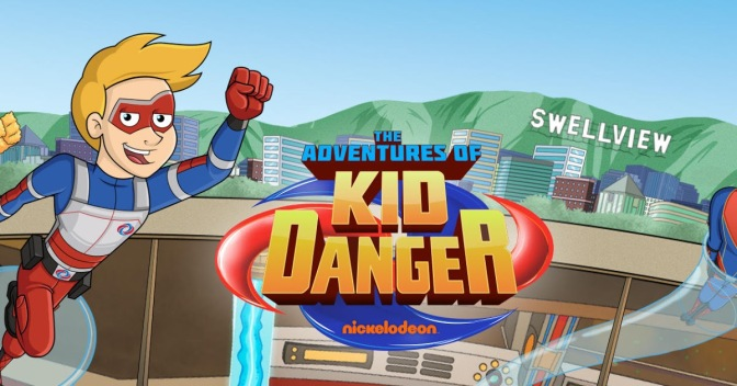 Hit Nickelodeon Show 'Henry Danger' Reveals New Animated Series 'The Adventures Of Kid Danger'