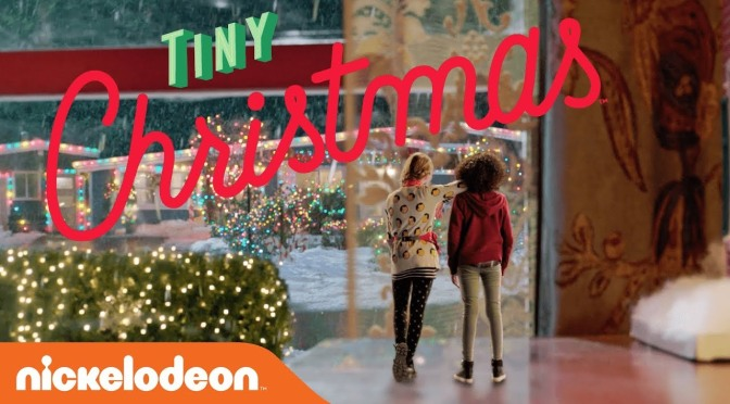 "Nickelodeon Premieres Brand New Movie ""Tiny Christmas"""