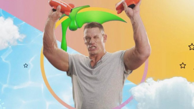 WWE Superstar John Cena Is Hosting Nickelodeon's 2018 Kids Choice Awards For The Second Time In A Row