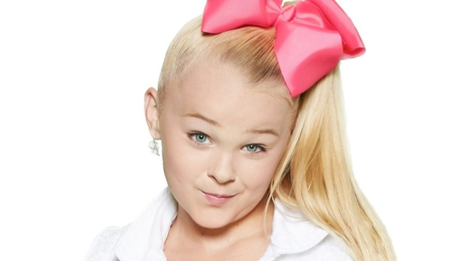 Nickelodeon's Jojo Siwa Shares Her Excitement Over Being Nominated For An Iheartradio Music Awards For Social Star Award