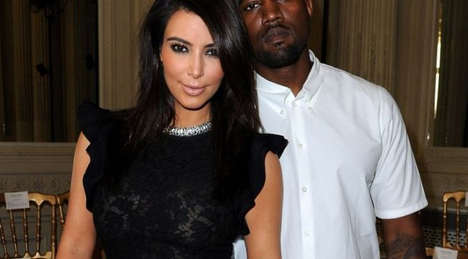 Kim Kardashian & Kanye West Welcome Baby No. 3