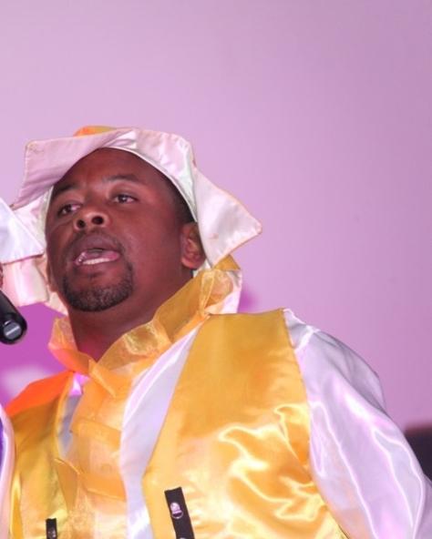 Nicholas Mpeirwe aka Messe