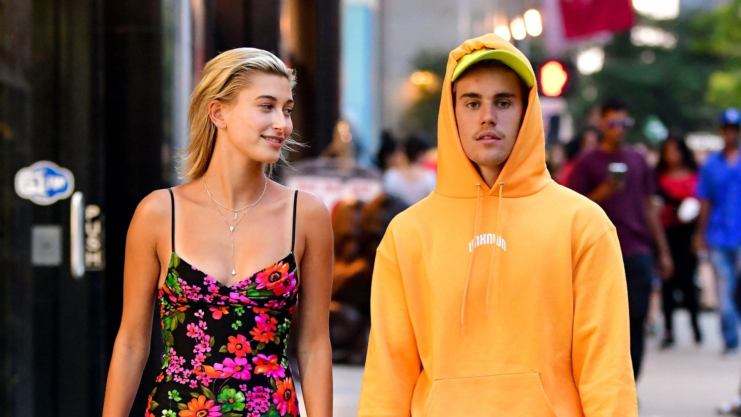 Justin Hailey Bieber