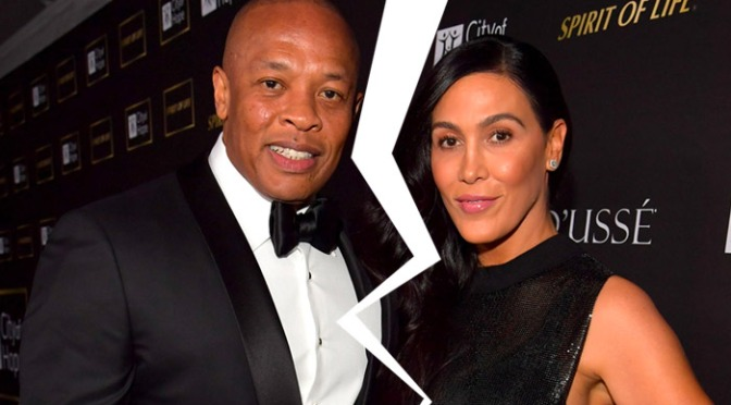 Dr. Dre to Lose Millions In Divorce Settlements