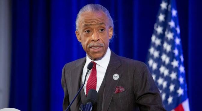 Rev. Al Sharpton: We Were Better But FOR 401 Years You Have Kept Your Knee On Our Neck