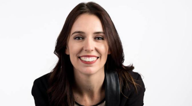 "New Zealand Prime Minister Jacinda Ardern: ""Politics Is A Powerful Place"""