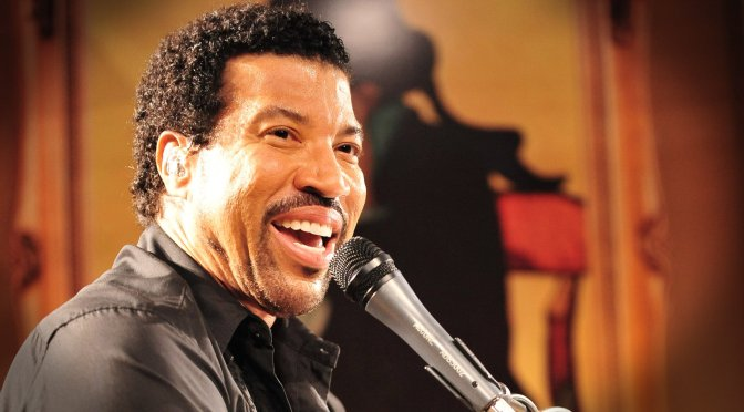 Lionel Richie's Songs to Be Turned Into a Movie Musical
