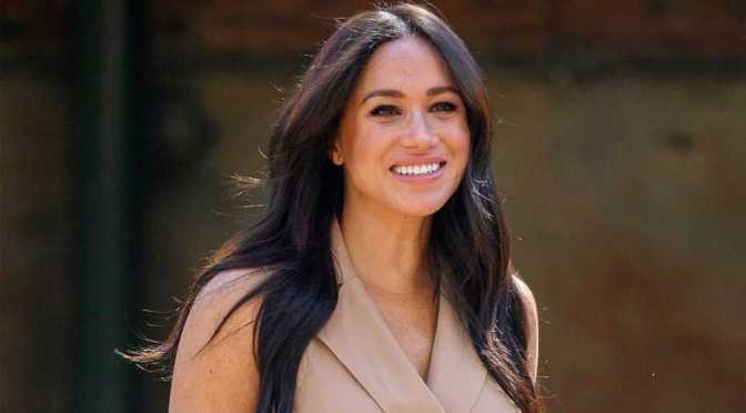 Duchess of Sussex Meghan Markle Encourages Girls To Believe In Themselves In Keynote Address At Girl Up Leadership Summit