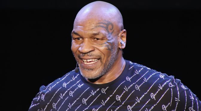 Legendary Professional Boxer Mike Tyson Disgruntled With Social Media