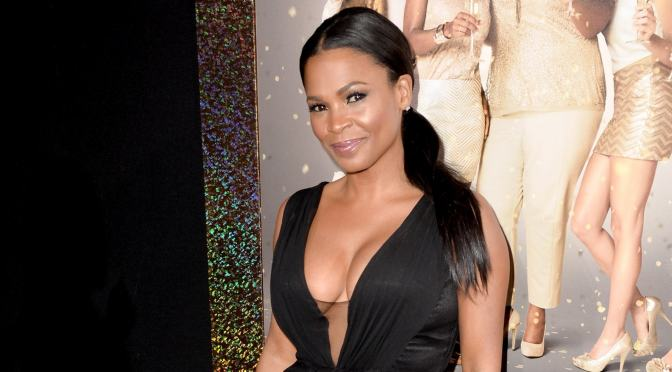 Nia Long Kivumbi Press