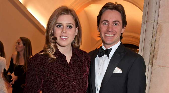 Princess Beatrice and Edoardo Mapelli Mozzi marry in secret Windsor ceremony