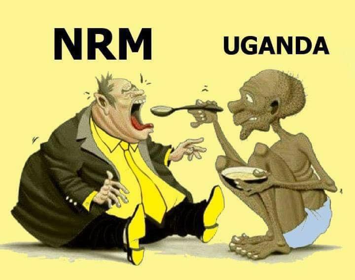 Uganda Politics Kivumbi Press